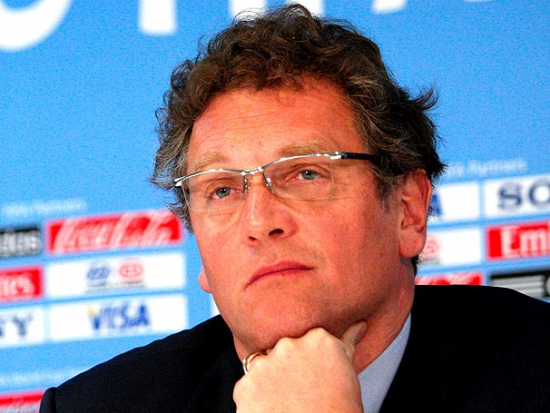 Fifa secretary-general, Jerome Valcke