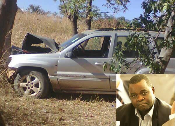 Edward Chindori Chininga and the 'accident' that killed him