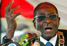 'Robbery' Mugabe steals another election