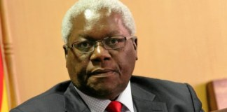 Local Government Minister Ignatius Chombo (pictured) testified in Justin Zvandasara's case