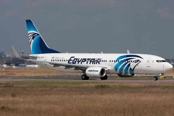 Egypt Air dumps Zimbabwe