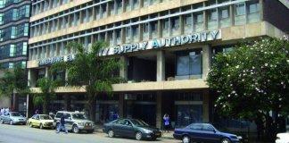 Zesa headquarters in Harare