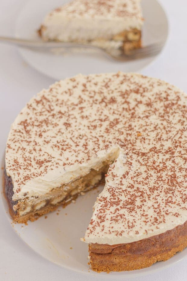 Tiramisu Cheesecake - Neils Healthy Meals