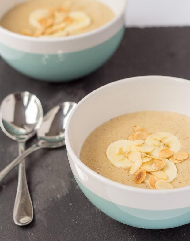 Banana Millet Porridge