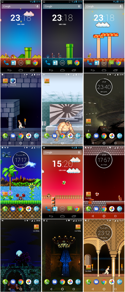[APP][4.0.3+][FREE] Live Wallpaper Maker - C… | Android Development and Hacking