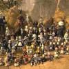【FF14】「サイコロトーク」にスノーマンで参加してみた!約100名の見学者が集まったプレイヤーイベントをレポート