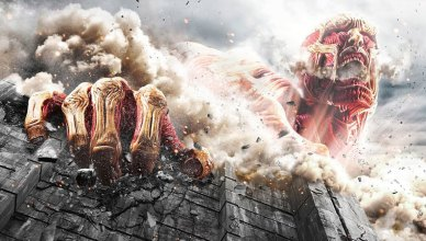 attack on titan live action review