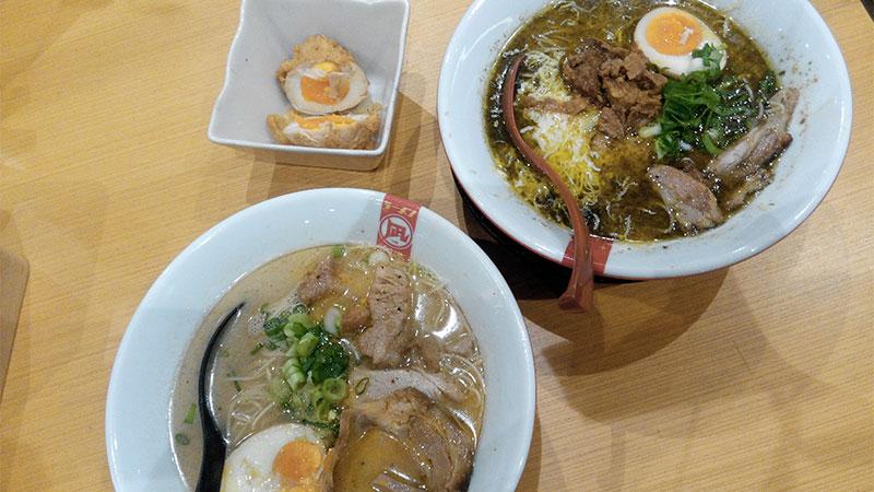 [Kuliner] Ramen Ichiro, AEON Mall