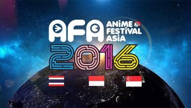 Anime Festival Asia 2016