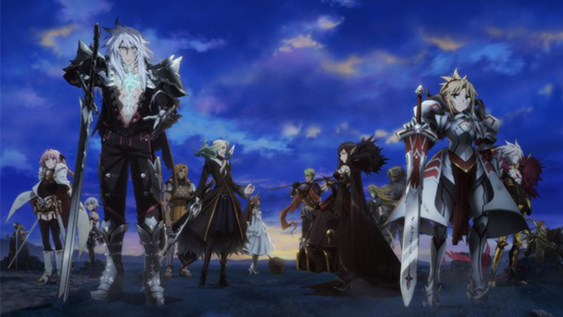 fate/apocrypha anime