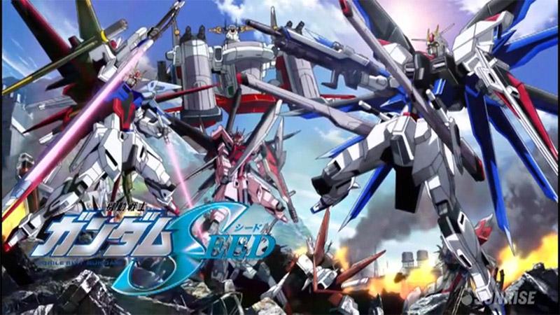 Inilah Serial Gundam Terpopuler Sepanjang Masa Menurut Netizen Jepang!