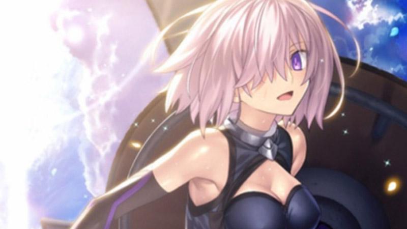 Duh Imutnya Mashu Dalam Fate/Grand Order VR!