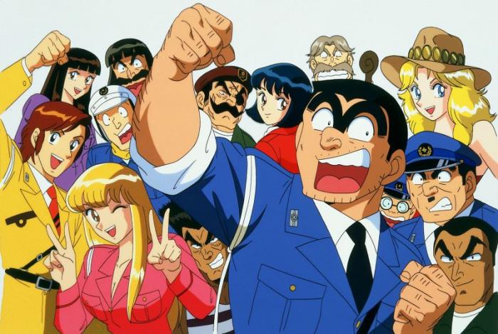 kochikame-manga