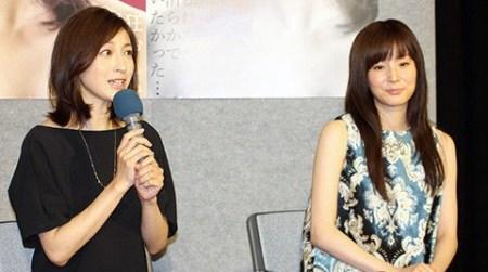 ドラマ「聖女」で共演した(画像引用:http://livedoor.blogimg.jp/teslaelectric/imgs/b/4/b48bbd8e.jpg)