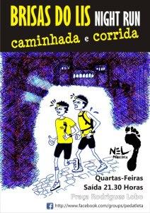 138º Brisas do Lis Night Run! @ Praça Rodrigues Lobo | Leiria | Distrito de Leiria | Portugal