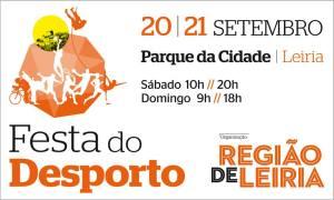 Festa do Desporto - Região de Leiria @ Parque da cidade | Leiria | Distrito de Leiria | Portugal