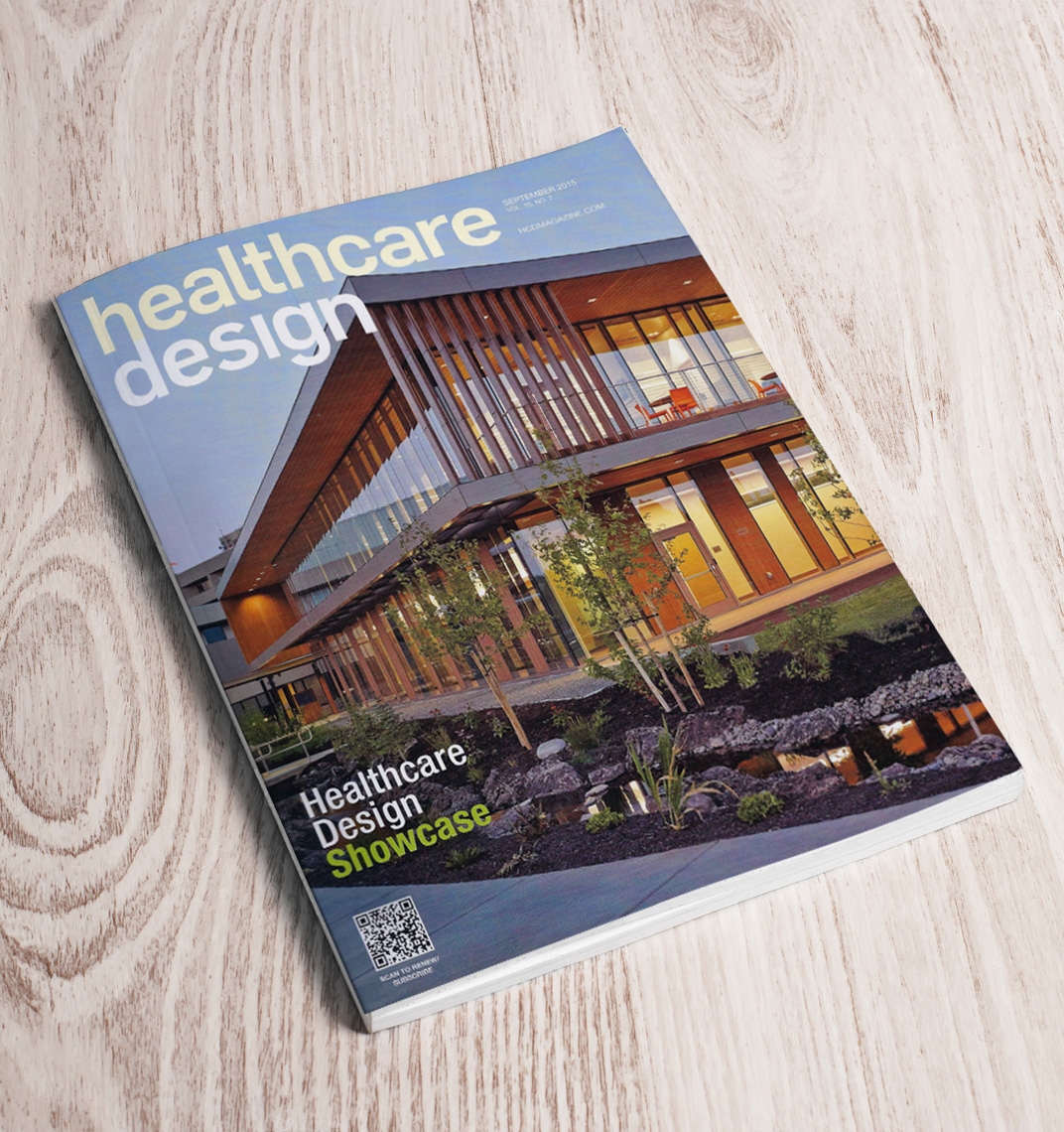 Healthcare Design Features Nelson Architects