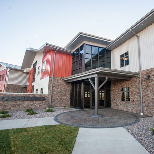 Loenbro Properties, Inc., New Office Building, Great Falls, MT