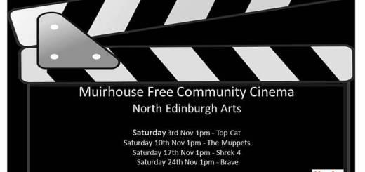Muirhouse Community Cinema family
