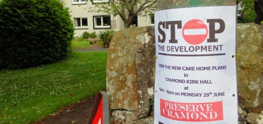 cramond development