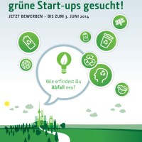 Startup-Geist für Recycling-Ideen - Gründerwettbewerb von Seedmatch und Green Alley