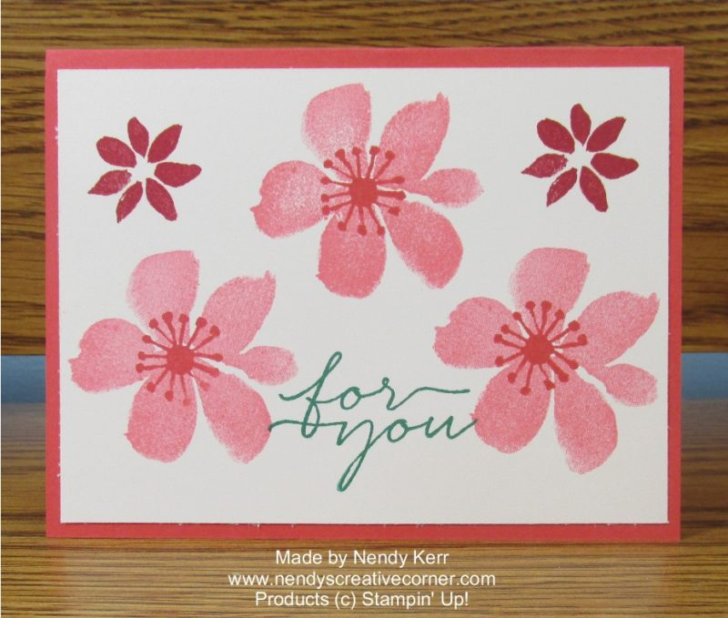 Blooms & Wishes Flower Card