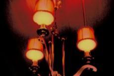 照明の写真素材