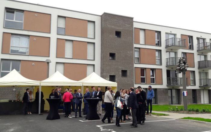 Photo-inauguration-programme immobilier-Loos