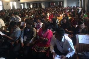 एनविसिविएस्को ६ औं राष्ट्रिय सम्मलेन काठमाडौंमा सुरू