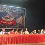 वृहत जनसहभागितामा माणिक उत्सव मनायो नेपाल बाइबल सोसाइटीले