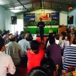 क्वाईनोनीया पोखरा ख्रीष्टिय मण्डलीमा दुई दिने अनुग्रह र विश्वास सम्मेलन भव्यतताका साथ सम्पन्न