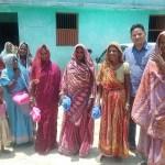 अभियानकर्ता जोना योञ्जनद्वारा ५ जिल्लामा सुसमाचारीय कार्यक्रम