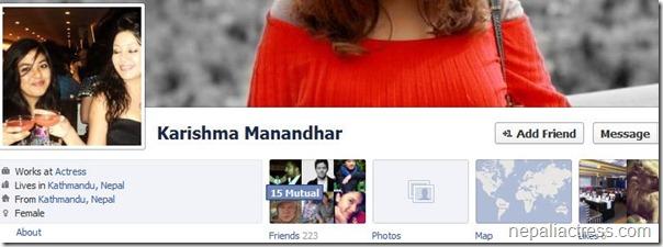 karishma_facebook_profile