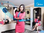Nisha-Adhikari-featured-in-the-Midea-Air-Conditioners