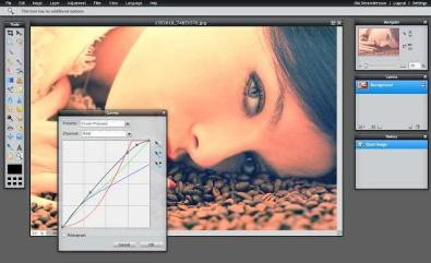 Pixlr is popular in developing web based photo editor. It has