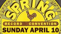 Sunday April 10th, 2016 is our semi-annual Record Convention at The Croatian Cultural Centre (3250 Commercial Drive). Admission is $3 11am-5pm (No Early Bird!) We are returning to the larger room!  Much more […]