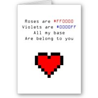 Happy Valentine's Day from Nerd-Base!!