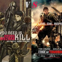 5 Differences between Edge of Tomorrow and All You Need is Kill