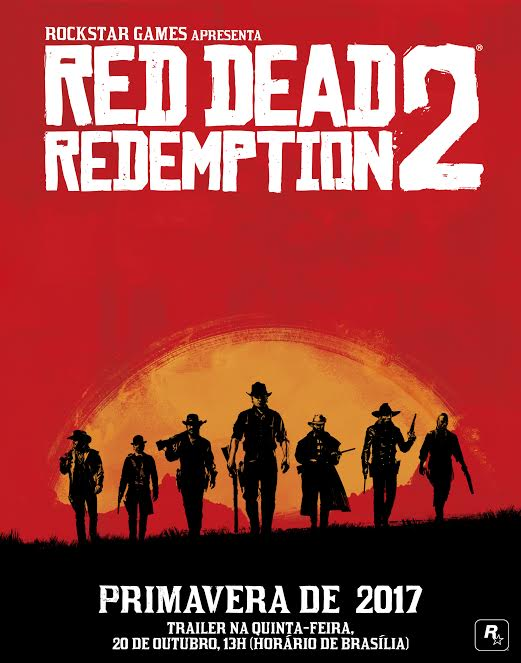 Red Dead Redemption 2   Veja agora o primeiro trailer da continuação
