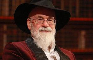 Sir Terr Pratchett - Badass