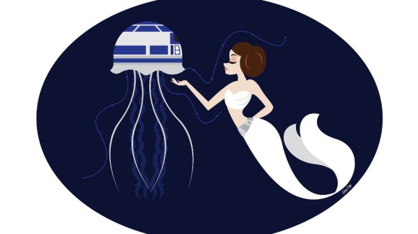 Fan Art Friday #82 – Leia, Catwoman, and More as Mermaids