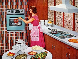 Photograph from the blog http://blog.needsupply.com/2012/11/27/vintage-cooking/