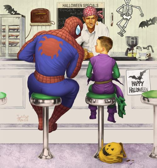 Qual a Legenda? #02 – Homem Aranha e um Padawan