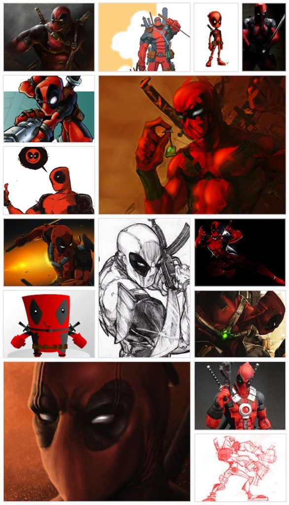 Deadpool Marvel Herói