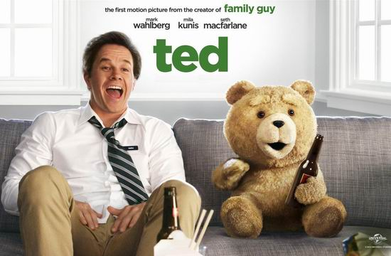 Cartaz do filme ted protógenez