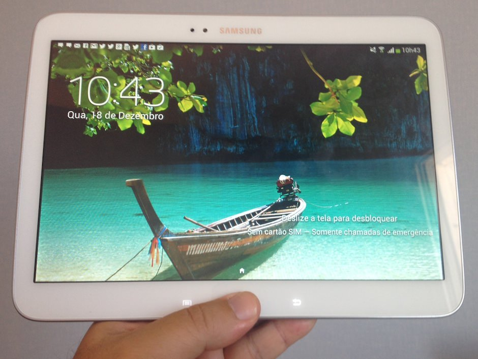 Review Samsung Galaxy Tab 3