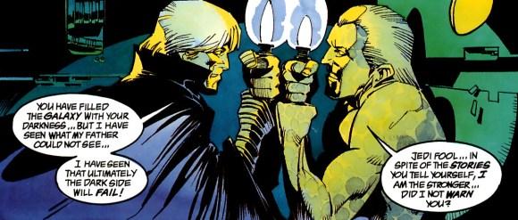 Star Wars: Dark Empire (Dark Horse Comics)