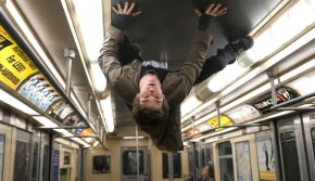 Andrew Garfield as Peter Parker in The Amazing Spider-Man