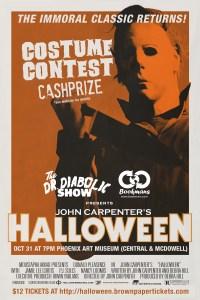 Dr. Diabolic Halloween Show
