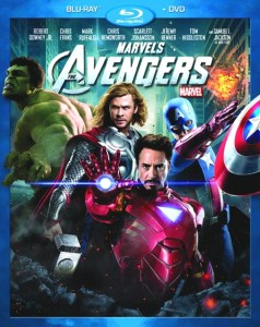 The Avengers Blu-Ray Disc